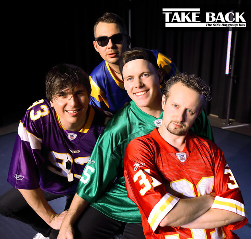Take Back Promotion Bild